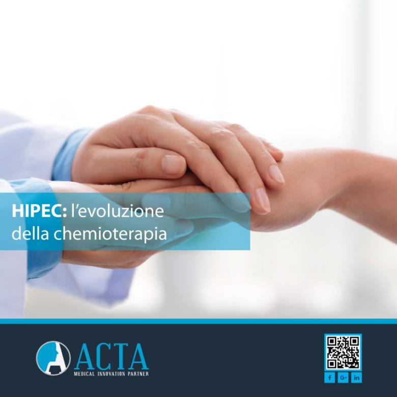 HIPEC: l'evoluzione della chemioterapia