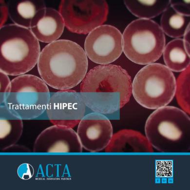 HIPEC – Combatti il cancro attraverso la termoterapia