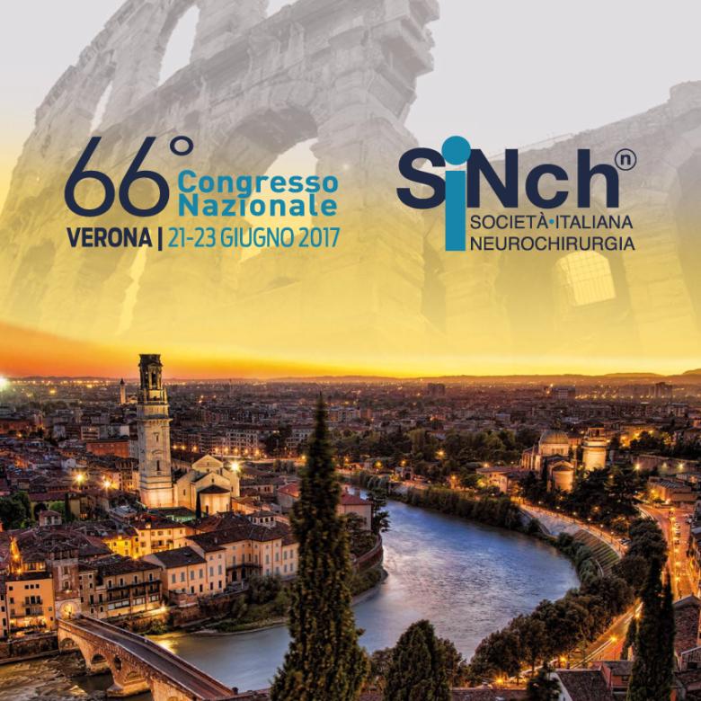SiNch 66° Congresso nazionale Società Italiana Neurochirurgia: Verona, 21-23 giugno