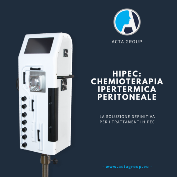 HIPEC: Chemioterapia Ipertermica Peritoneale