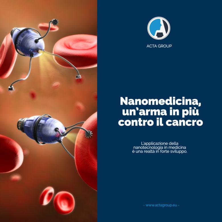 Nanomedicina, un'arma in più contro il cancro