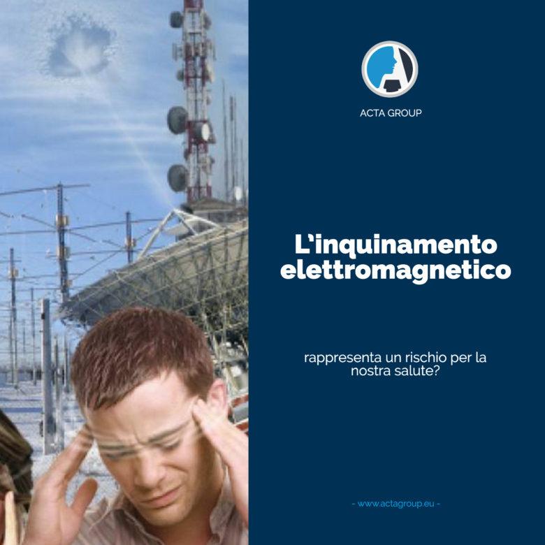 Inquinamento elettromagnetico, rappresenta un rischio per la nostra salute?