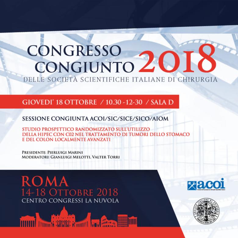 Congresso Congiunto 2018